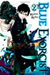 Blue Exorcist Volume 2