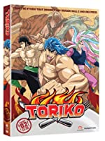 Toriko Part 2 from Funimation