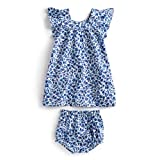 Joules Baby Girls Dress Ditsy (BabyYasmin): 2-3 yea