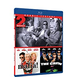 Mafia! / The Crew (Double Feature) [Blu-ray]