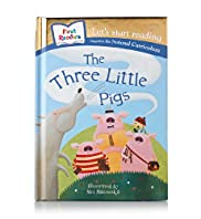 The Three Little Pigs Story Book