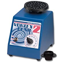 Scientific Industries SI-0256D Vortex-Genie 2 Mixer with European Plug, 240V, 50Hz Frequency