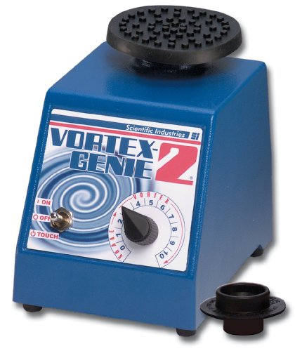 Scientific Industries SI-0236 Vortex-Genie 2 Mixer, 120V (Lab Vortex Mixer compare prices)