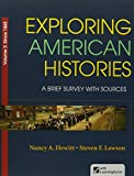 img - for Exploring American Histories V2 & U.S.History Matters 2e book / textbook / text book