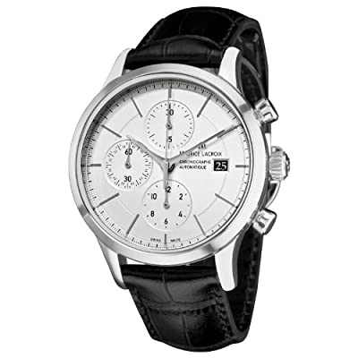 Maurice Lacroix Men's LC6058-SS001130 Les Classiqu Chronograph Automatic Watch