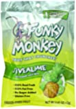 Funky Monkey Snacks Jivealime, 0.42-Ounce Bags (Pack of 12)