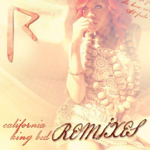 California King Bed Rihanna 177005 front