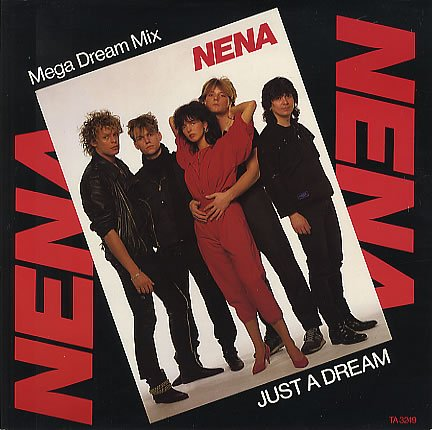 Nena - Maxis & Mixes (Limited Edition - Zortam Music