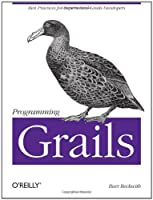 Programming Grails Front Cover