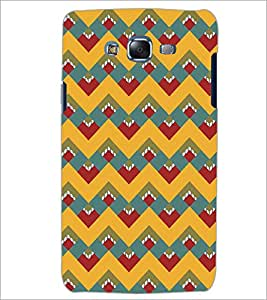 PrintDhaba Pattern D-5116 Back Case Cover for SAMSUNG GALAXY ON 5 (Multi-Coloured)