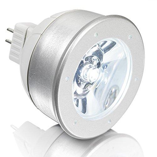 Aurora 1.5W Led Mr16 Constant Voltage Bulb - 6000K Cool White Light