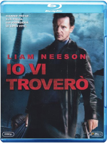 Taken - Io vi troverò [Blu-ray] [IT Import]