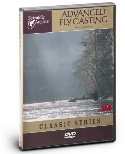 Advanced Fly Casting DVD Video Fly Fishing Video Training Guide