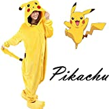 Traje-Amarillo-TamaO-Carnival-Pokemon-Pikachu-105-6-7-AOs-De-Pijamas-Para-BebS