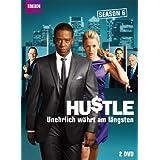 Hustle: Unehrlich währt am längsten - Season 6 BBC - 2 DVDs