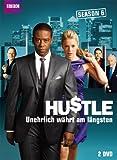 Hustle: Unehrlich währt am längsten - Season 6 (BBC) [2 DVDs]