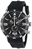 Viceroy Men's 432047-55 Fun Colors Black Chronograph Luminous Hands Soft Rubber Date Watch
