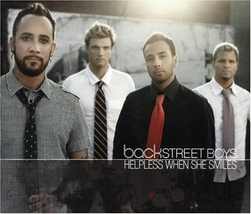 Backstreet Boys - Helpless When She Smiles - Zortam Music