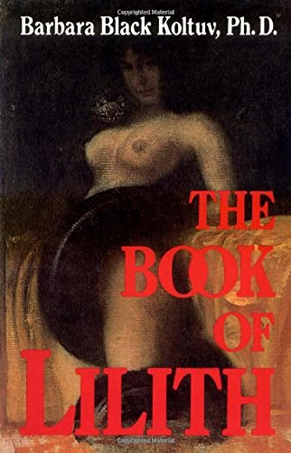 The Book of Lilith [Koltuv, Barbara Black] (Tapa Blanda)