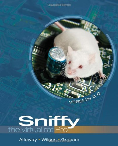 Sniffy the Virtual Rat Pro, Version 3.0 (with CD-ROM)...