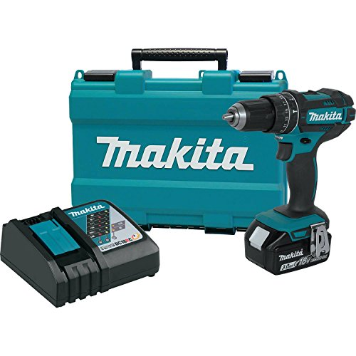 "Buy Bargain Makita XPH102 18V LXT Lithium-Ion Cordless 1/2"" Hammer Driver-Drill Kit (3.0Ah)"