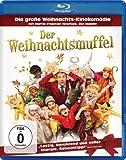 DVD Cover 'Der Weihnachtsmuffel [Blu-ray]
