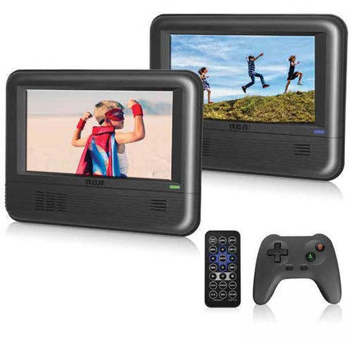 rca-drc62705e24-double-play-mobile-dvd-system-with-bonus-game-controller-games