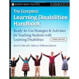 The Complete Learning Disabilities Handbook: Ready-to-Use Strategies and Activities for Teaching Students with Learning Disabilities ~ Joan M. Harwell