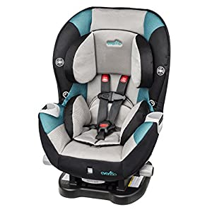Evenflo Triumph LX Convertible Car Seat Charleston from Evenflo