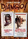 Django! Double Feature: Django Kills Silently / Django's Cut Price Corpses (Spaghetti Westerns)