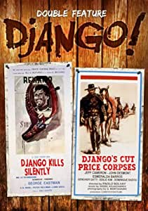 Django! Double Feature: Django Kills Silently / Django's Cut Price Corpses (Spaghetti Westerns)