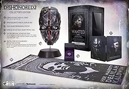 Dishonored 2 - Premium Collector's Edition - PlayStation 4