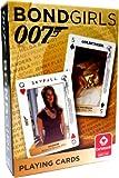 007 50周年記念ボンドガールトランプ