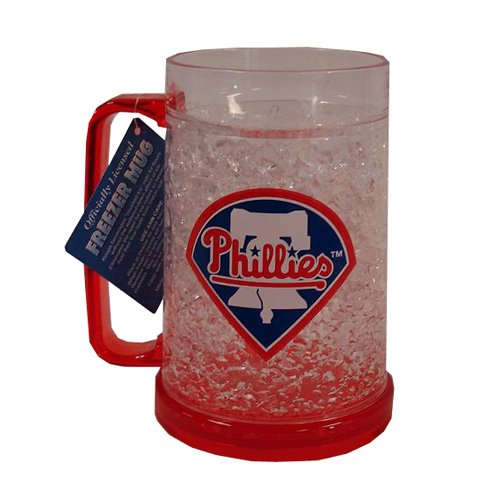 Philadelphia Phillies Crystal Freezer Mug at Amazon.com