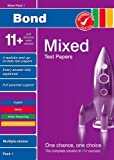Bond 11+ Test Papers: Multiple Choice: Mixed Pack 1 (Bond Assessment Papers)