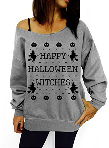 Women's Witches Slouchy Sweatshirt