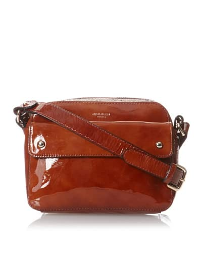 Olivia Harris Women's Small Cross-Body, Cognac As You See
