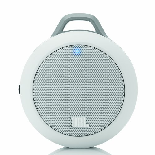 Jbl Micro Ii Ultra-Portable Multimedia Speaker (White)