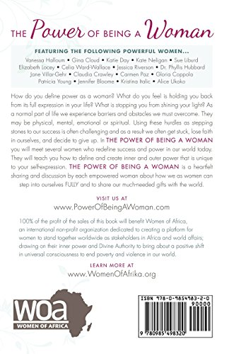 The Power of Being a Woman