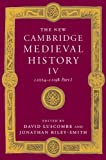 img - for The New Cambridge Medieval History: Volume 4, c.1024-c.1198, Part 1 book / textbook / text book