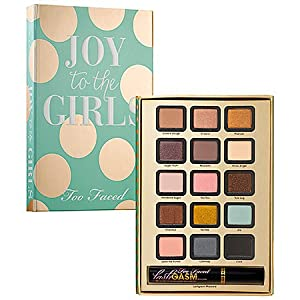 Too Faced Cosmetics Joy To the Girls Gift Set 1 kit by Too Faced Cosmetics