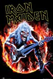 GB eye 61 x 91.5 cm Iron Maiden Fear Live Maxi Poster