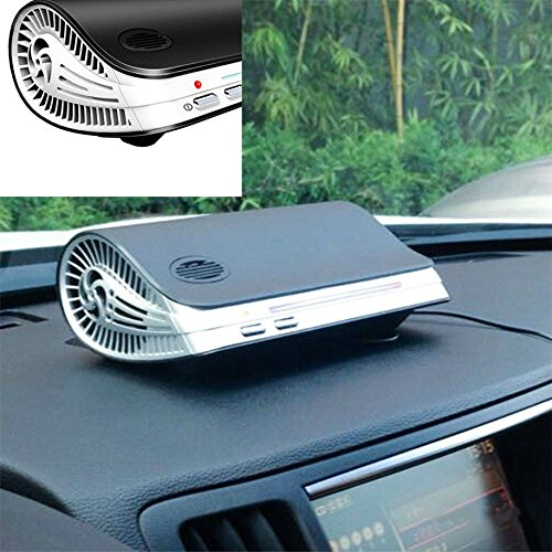 NIUDB New Car Home Office Air Purifier Ionic UV HEPA Ionizer Fresh cleaner Ozone (Cigar Smoke Air Filter compare prices)