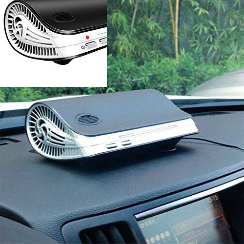 NIUDB New Car Home Office Air Purifier Ionic UV HEPA Ionizer Fresh cleaner Ozone