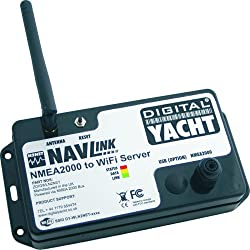 DIGITAL YACHT Digital Yacht NavLink NMEA 200 Wireless Data Server / ZDIGWLN2NET /