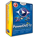 Software - PowerDVD 12 Pro (Windows 8)