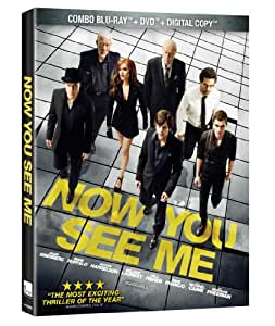 Now You See Me / Insaisissable [Blu-ray + DVD + Digital Copy]