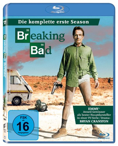Breaking Bad - Die komplette erste Season [Blu-ray]