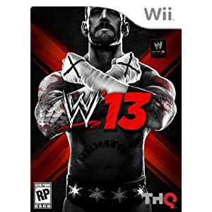 Pre-Order WWE'13 for Wii