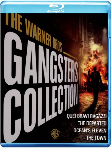 Gangsters collection [Blu-ray] [IT Import]